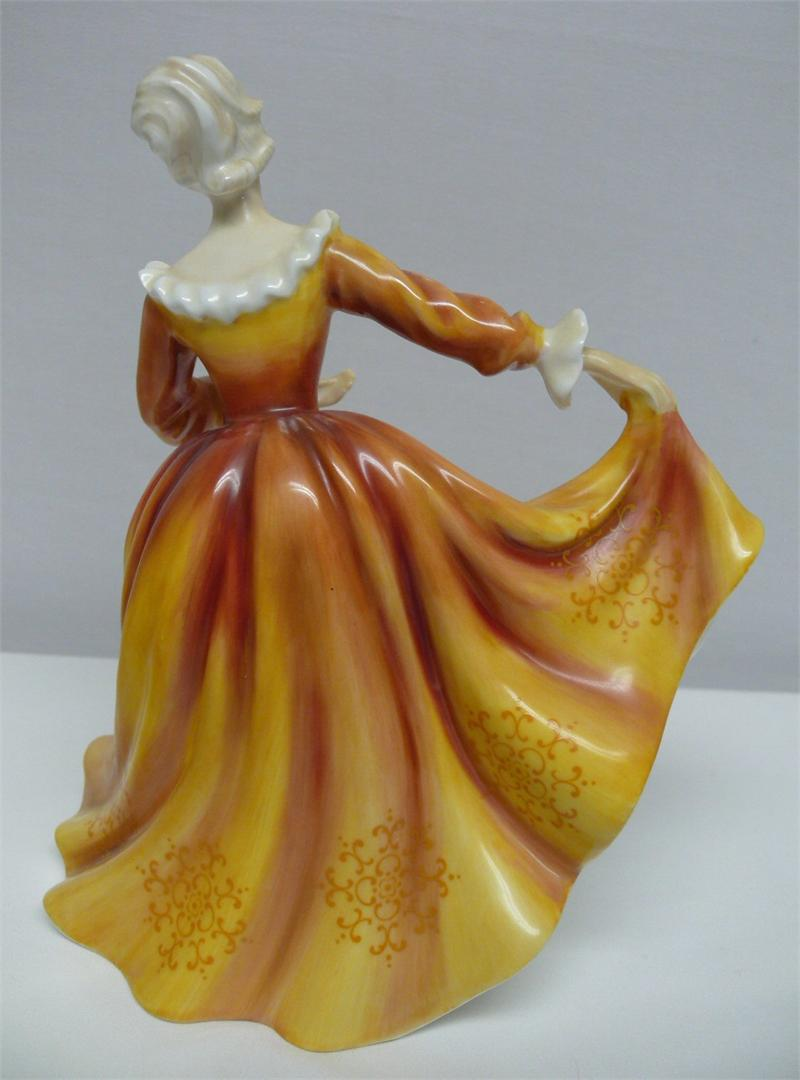 Royal Doulton Figurine - Kirsty HN2381
