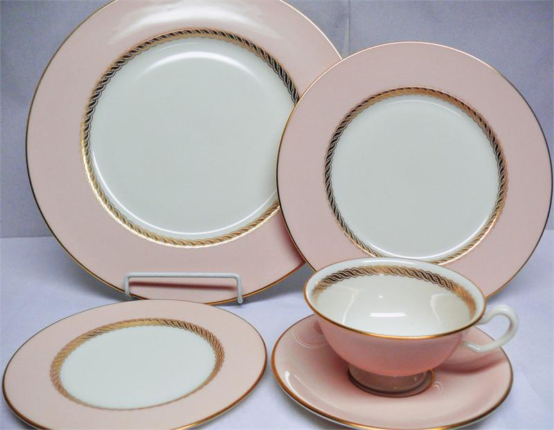 Lenox Caribbee Dinner Service For 12 Free Shipping