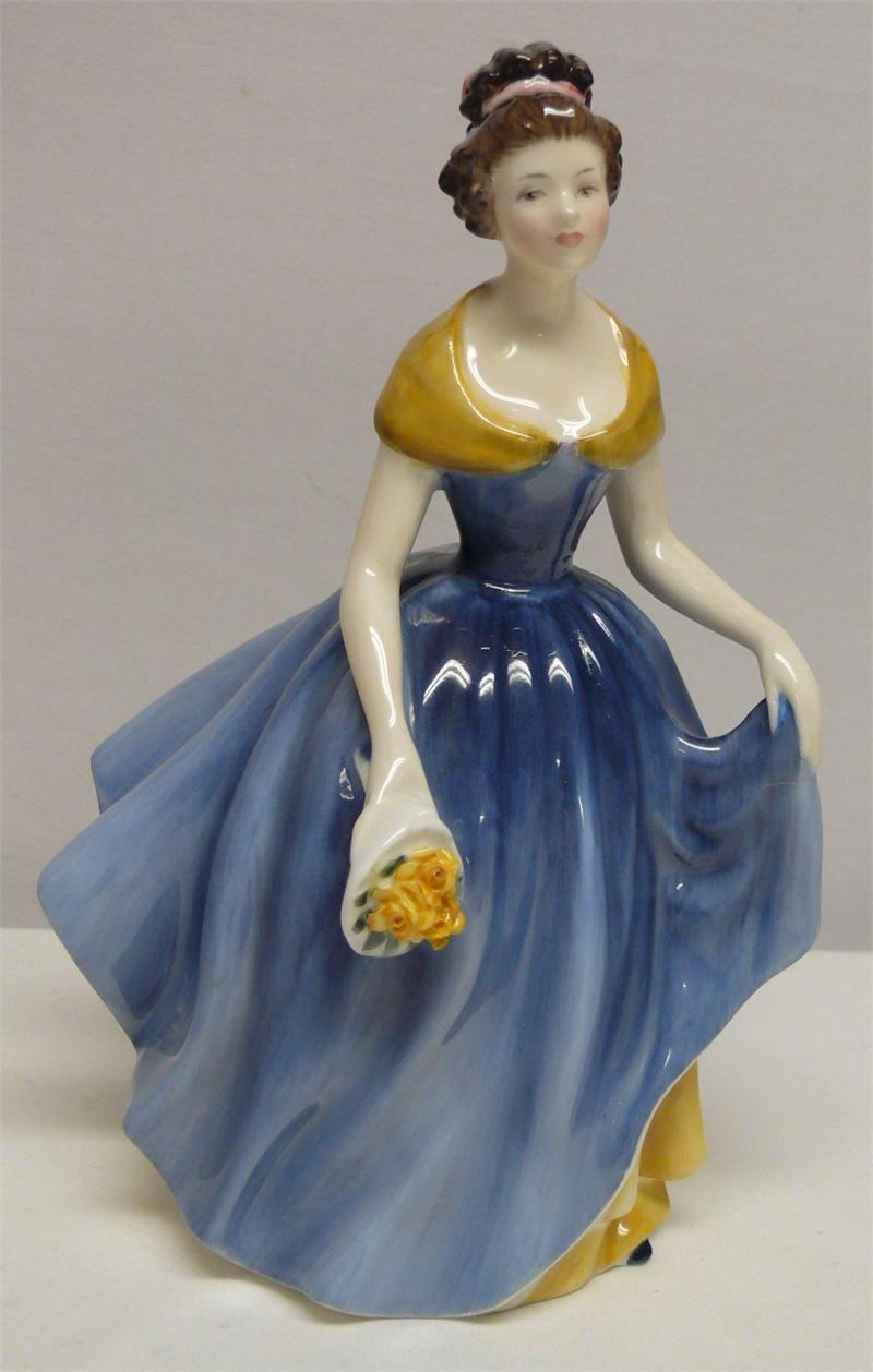 what is the value of royal doulton figurines